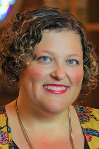Pastor Sarah Robinson